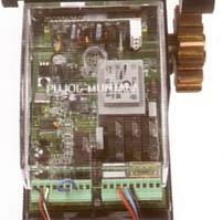 version monophasée avec système électronique intégré