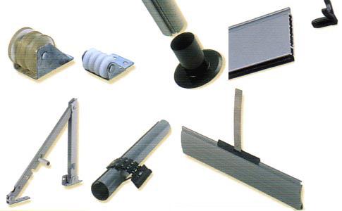 Composants de volets roulants