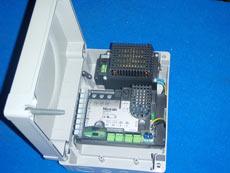 Armoire pour 2 moteurs HYPPO NICE Référence MC824H