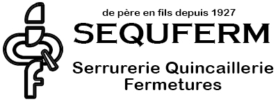 sequferm, serrurerie, quincaillerie, fermetures, stores, moustiquaires et fer forgé à Port de Bouc, près de Martigues dans les bouches du rhône